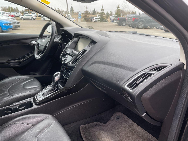 2015 Ford Focus Titanium for sale in Edmonton, Alberta