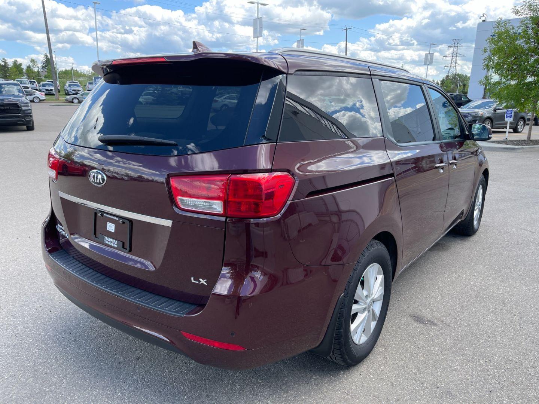 2017 Kia Sedona LX for sale in Edmonton, Alberta