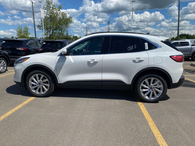 2021 Ford Escape Titanium for sale in Edmonton, Alberta