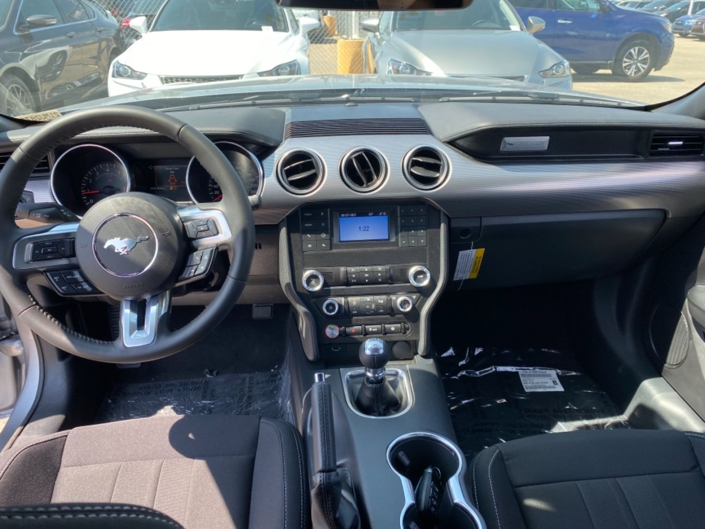 2021 Ford Mustang GT for sale in Edmonton, Alberta