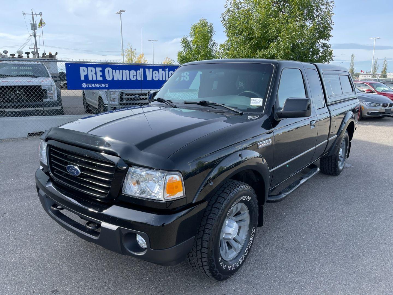 2008 Ford Ranger Sport for sale in Edmonton, Alberta