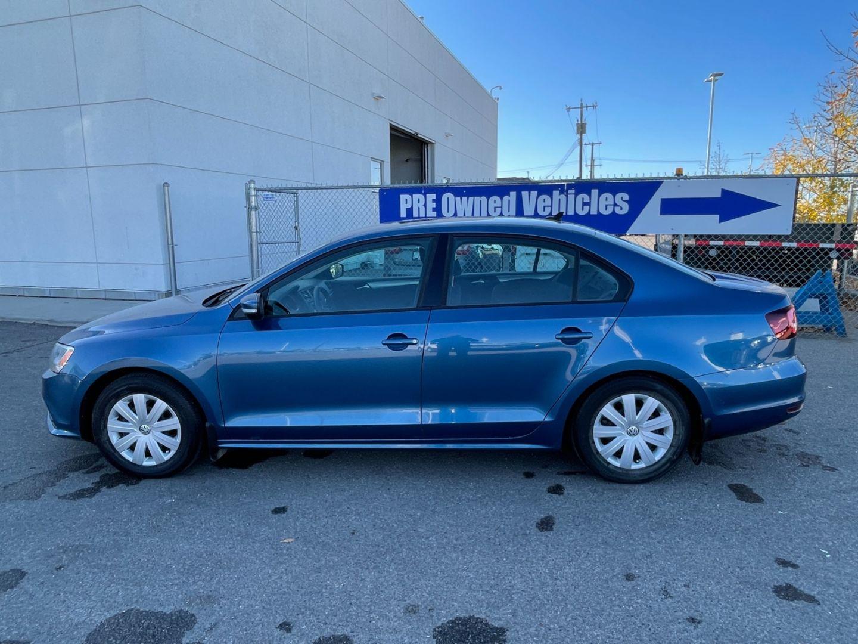 2016 Volkswagen Jetta Sedan Trendline for sale in Edmonton, Alberta