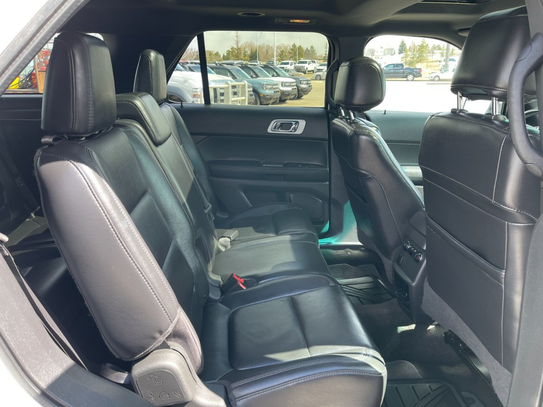 2012 Ford Explorer XLT for sale in Edmonton, Alberta