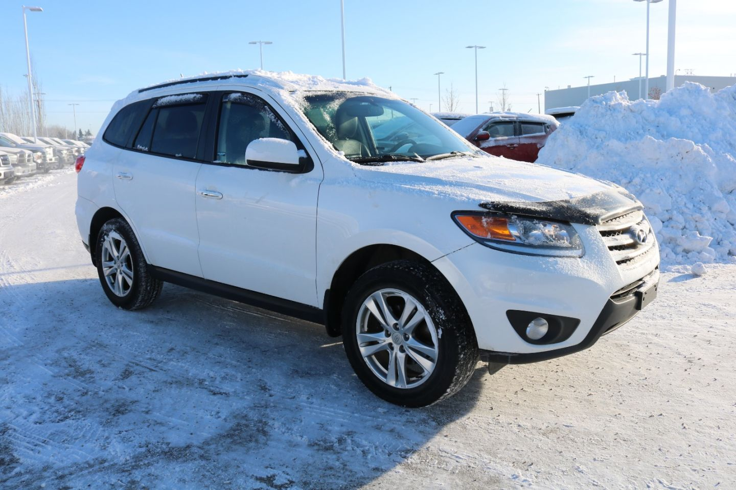 2012 Hyundai Santa Fe Limited w/Navi for sale in Edmonton, Alberta