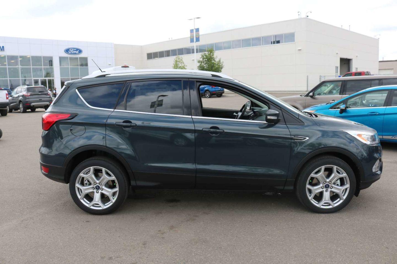 2019 Ford Escape Titanium for sale in Edmonton, Alberta