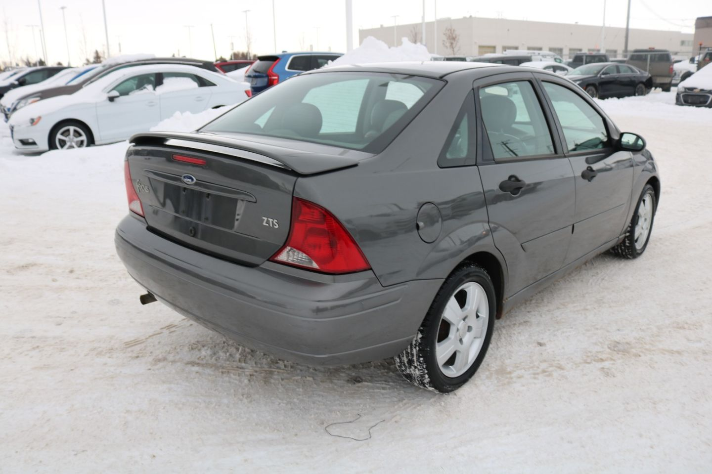 2004 Ford Focus ZTS for sale in ,
