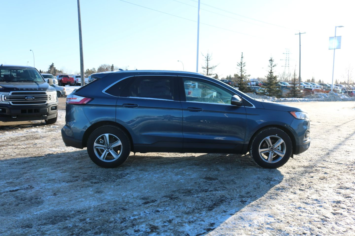 2019 Ford Edge SEL for sale in Edmonton, Alberta