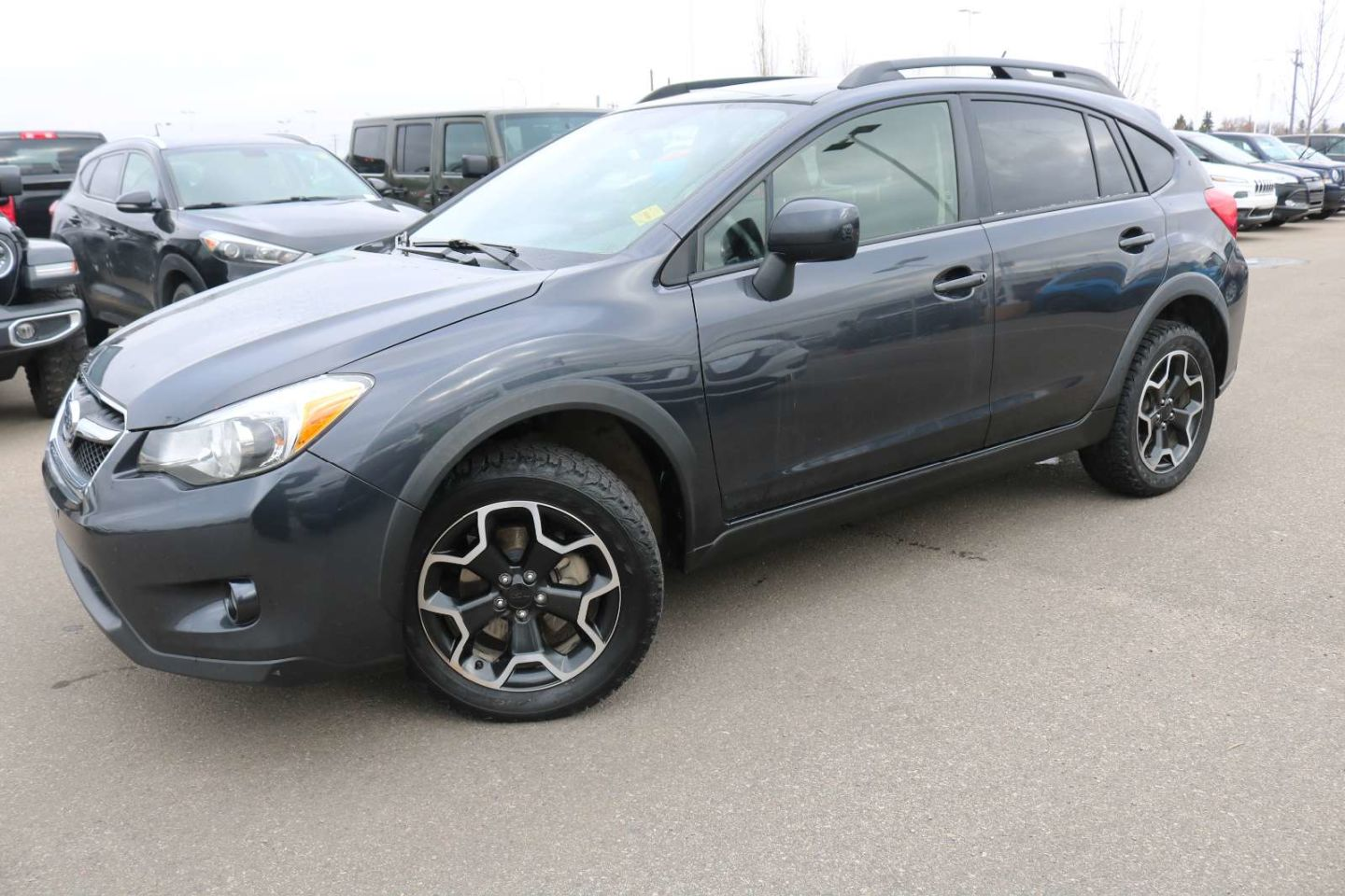 2014 Subaru XV Crosstrek 2.0i w/Sport Pkg for sale in Edmonton, Alberta