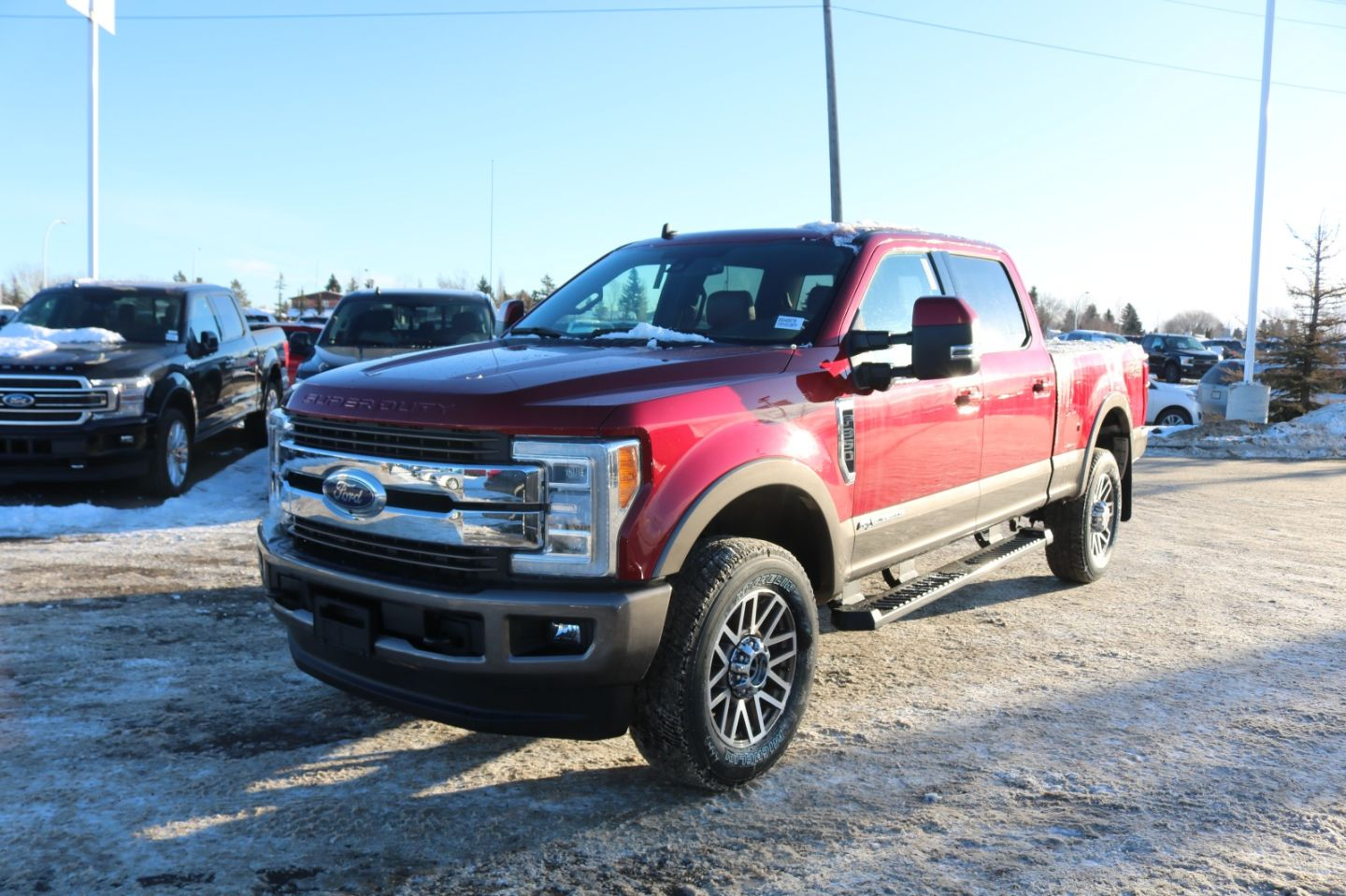 Ford King Ranch For Sale >> 2019 Ford Super Duty F 350 Srw King Ranch