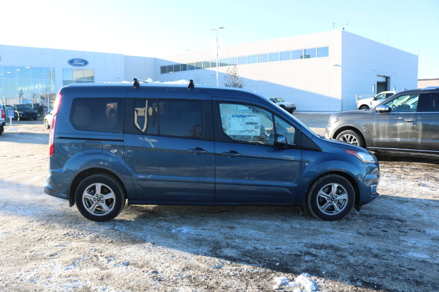 2019 Ford Transit Connect Wagon Titanium for sale in Edmonton, Alberta
