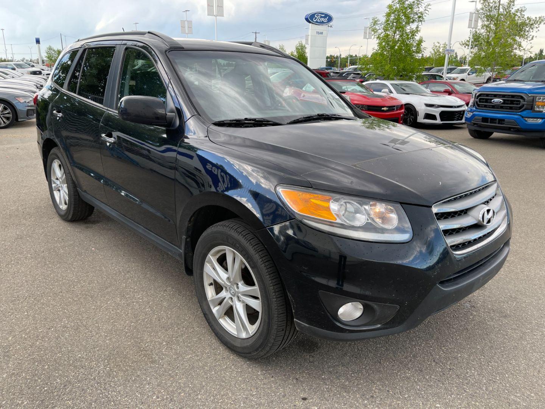2012 Hyundai Santa Fe Limited for sale in Edmonton, Alberta