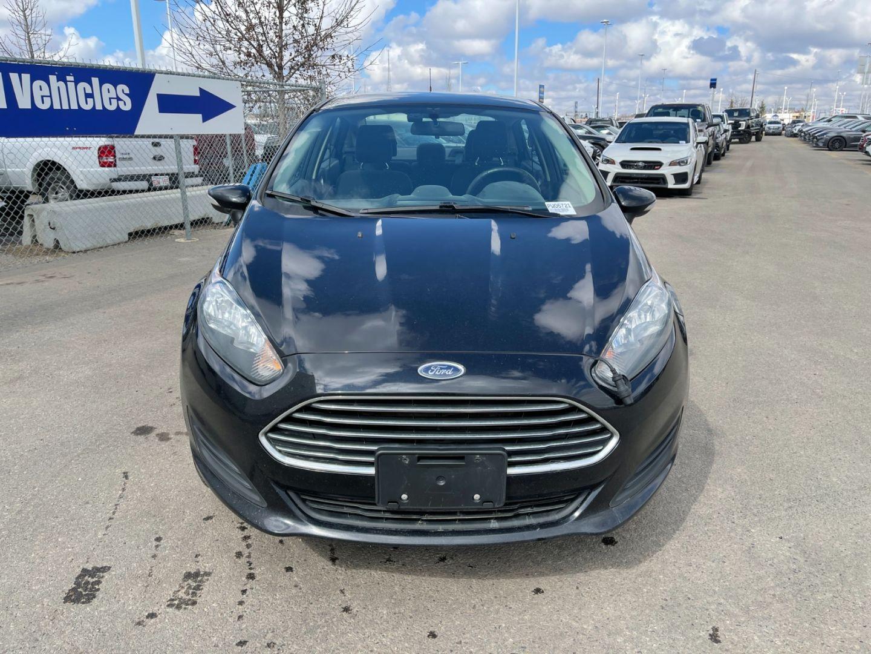 2016 Ford Fiesta SE for sale in Edmonton, Alberta