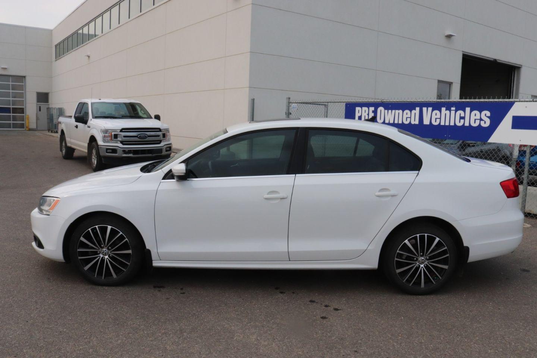 2013 Volkswagen Jetta Sedan Highline for sale in Edmonton, Alberta