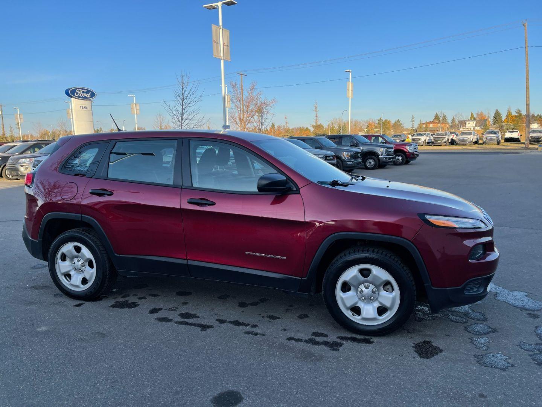2017 Jeep Cherokee Sport for sale in Edmonton, Alberta