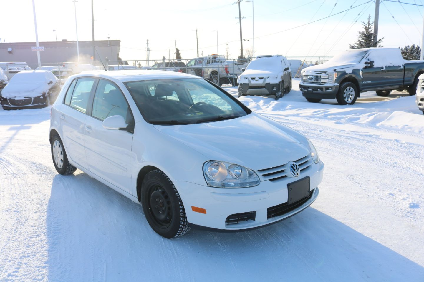 2009 Volkswagen Rabbit Trendline for sale in Edmonton, Alberta