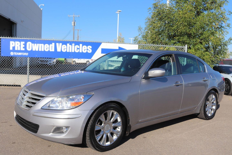 2011 Hyundai Genesis Sedan w/Premium Pkg for sale in Edmonton, Alberta