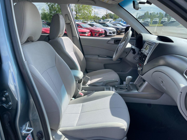 2012 Subaru Forester X for sale in Edmonton, Alberta