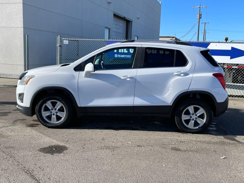 2015 Chevrolet Trax LT for sale in Edmonton, Alberta