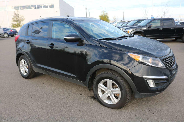 2015 Kia Sportage LX for sale in Edmonton, Alberta