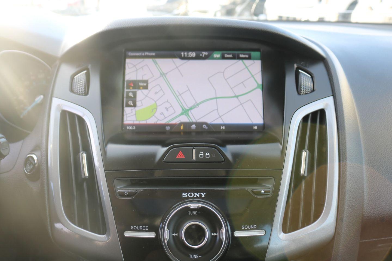 2014 Ford Focus Titanium for sale in Edmonton, Alberta