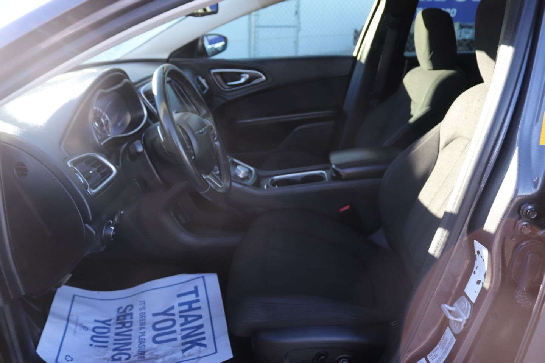 2015 Chrysler 200 Limited for sale in Edmonton, Alberta