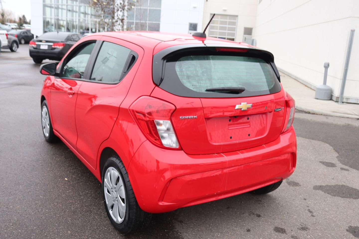 2016 Chevrolet Spark LS for sale in Edmonton, Alberta