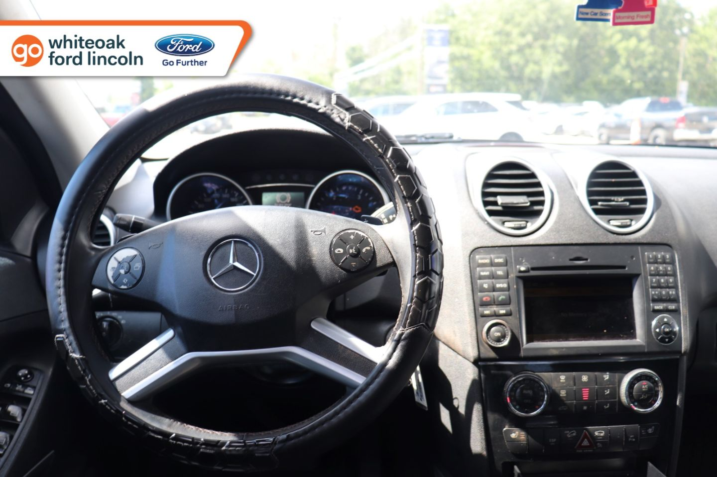 2010 Mercedes-Benz M-Class ML 350 BlueTEC for sale in Mississauga, Ontario