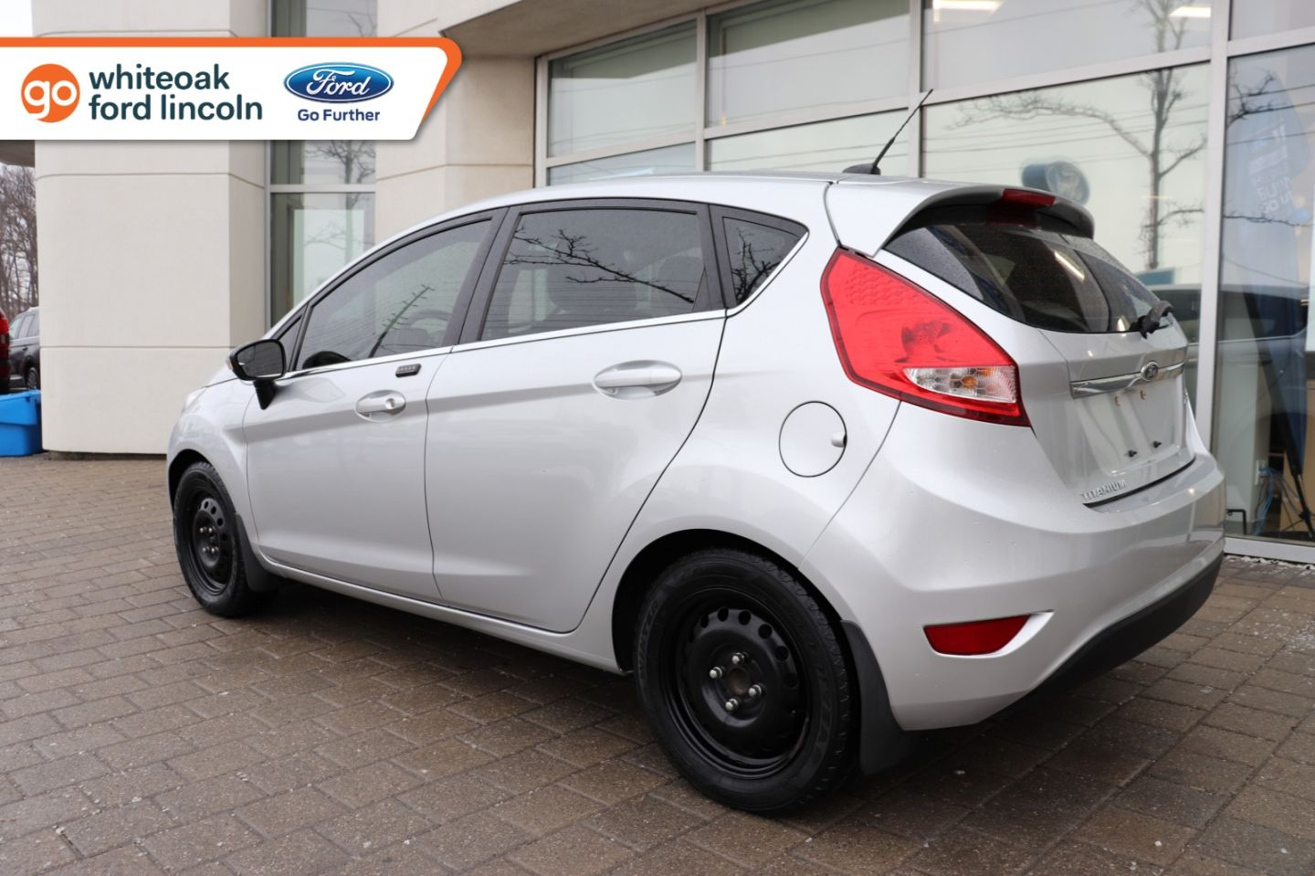 2013 Ford Fiesta Titanium for sale in Mississauga, Ontario