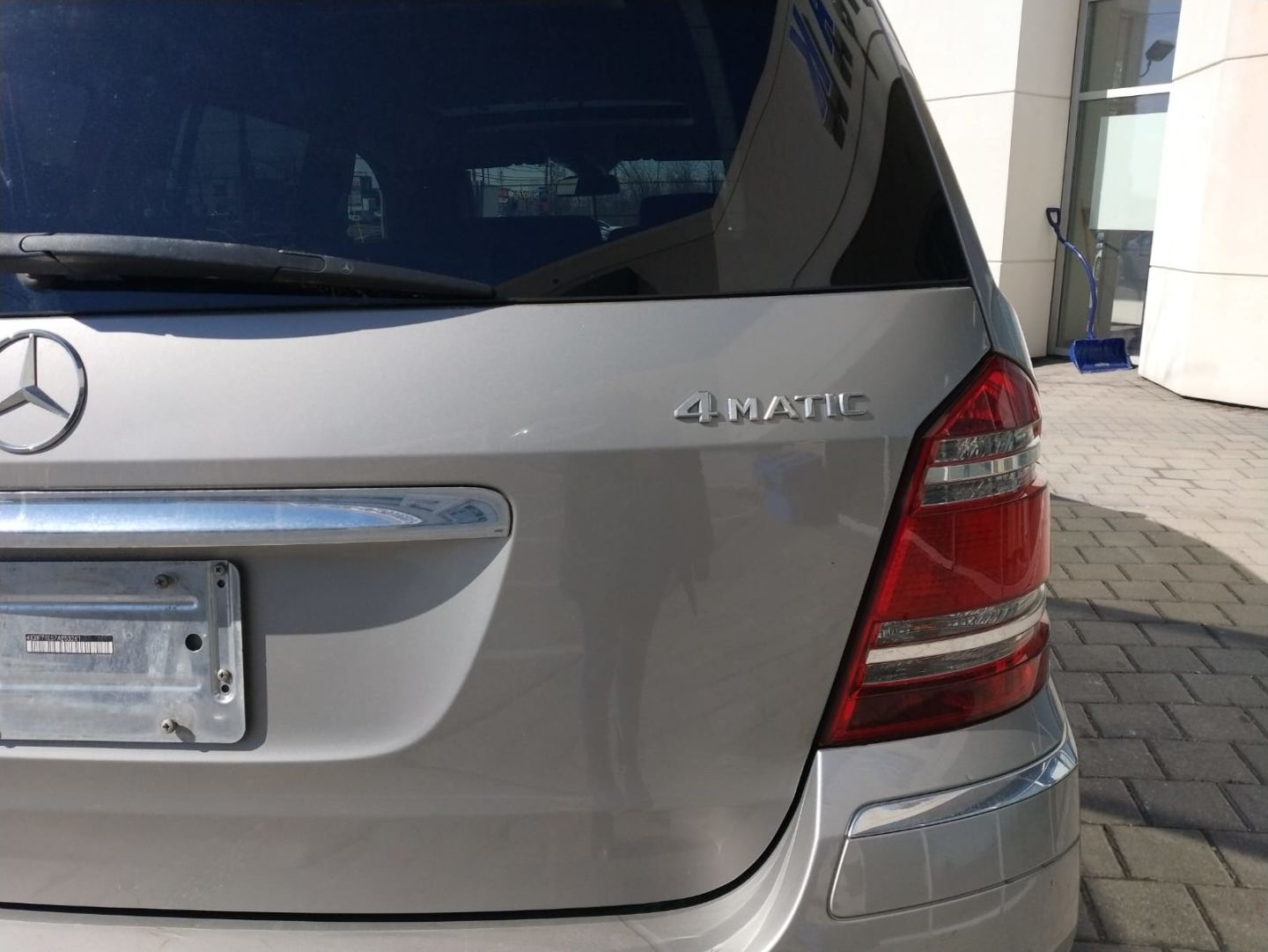 2007 Mercedes-Benz GL-Class 4.6L for sale in Mississauga, Ontario