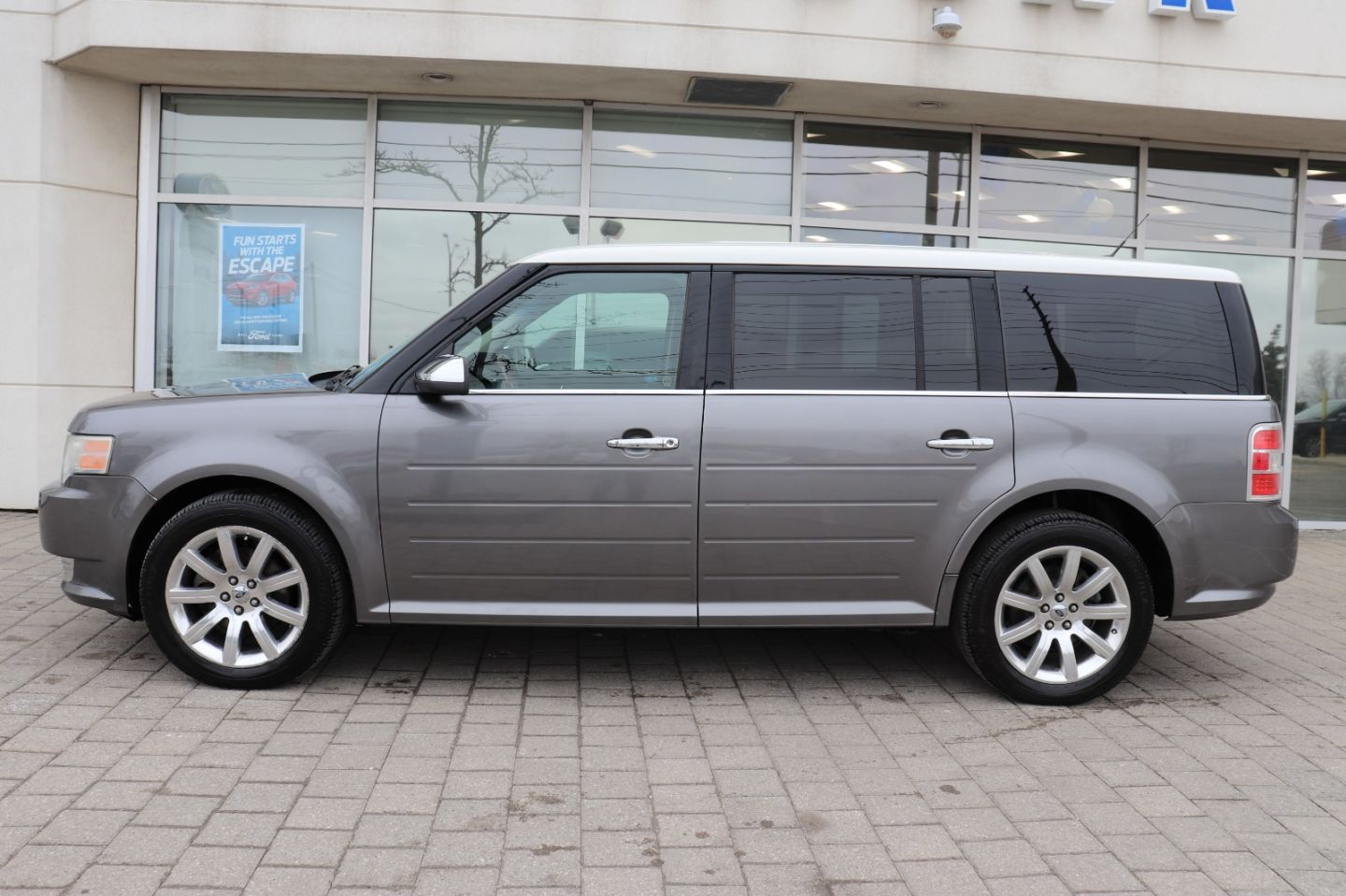 2009 Ford Flex Limited for sale in Mississauga, Ontario
