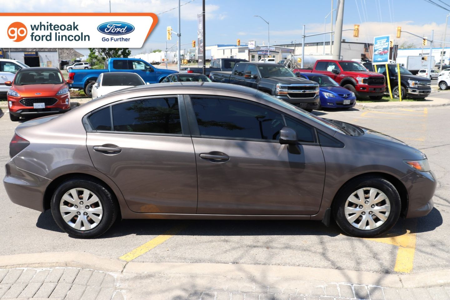 2012 Honda Civic  for sale in Mississauga, Ontario