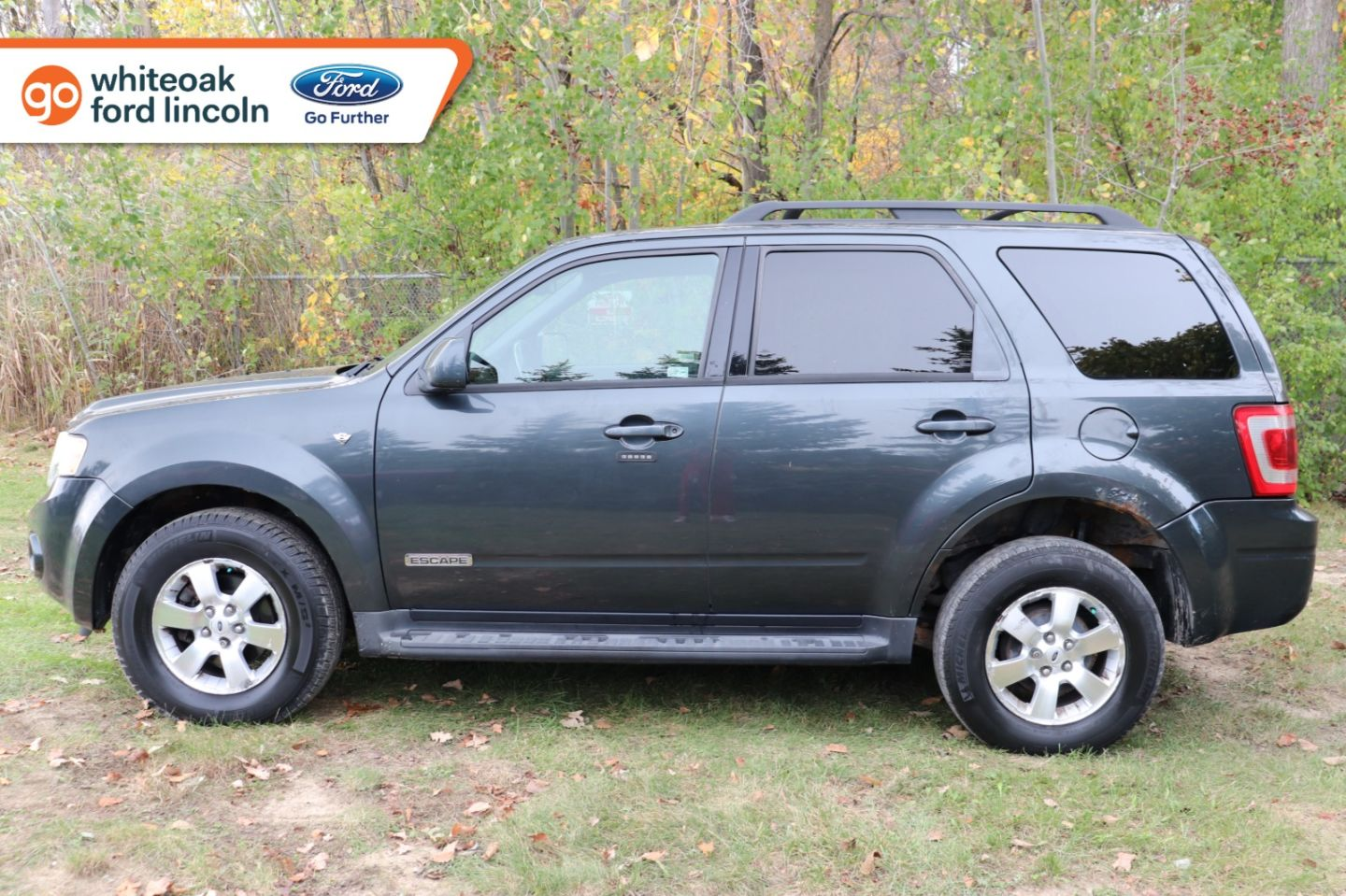 2008 Ford Escape Limited for sale in Mississauga, Ontario