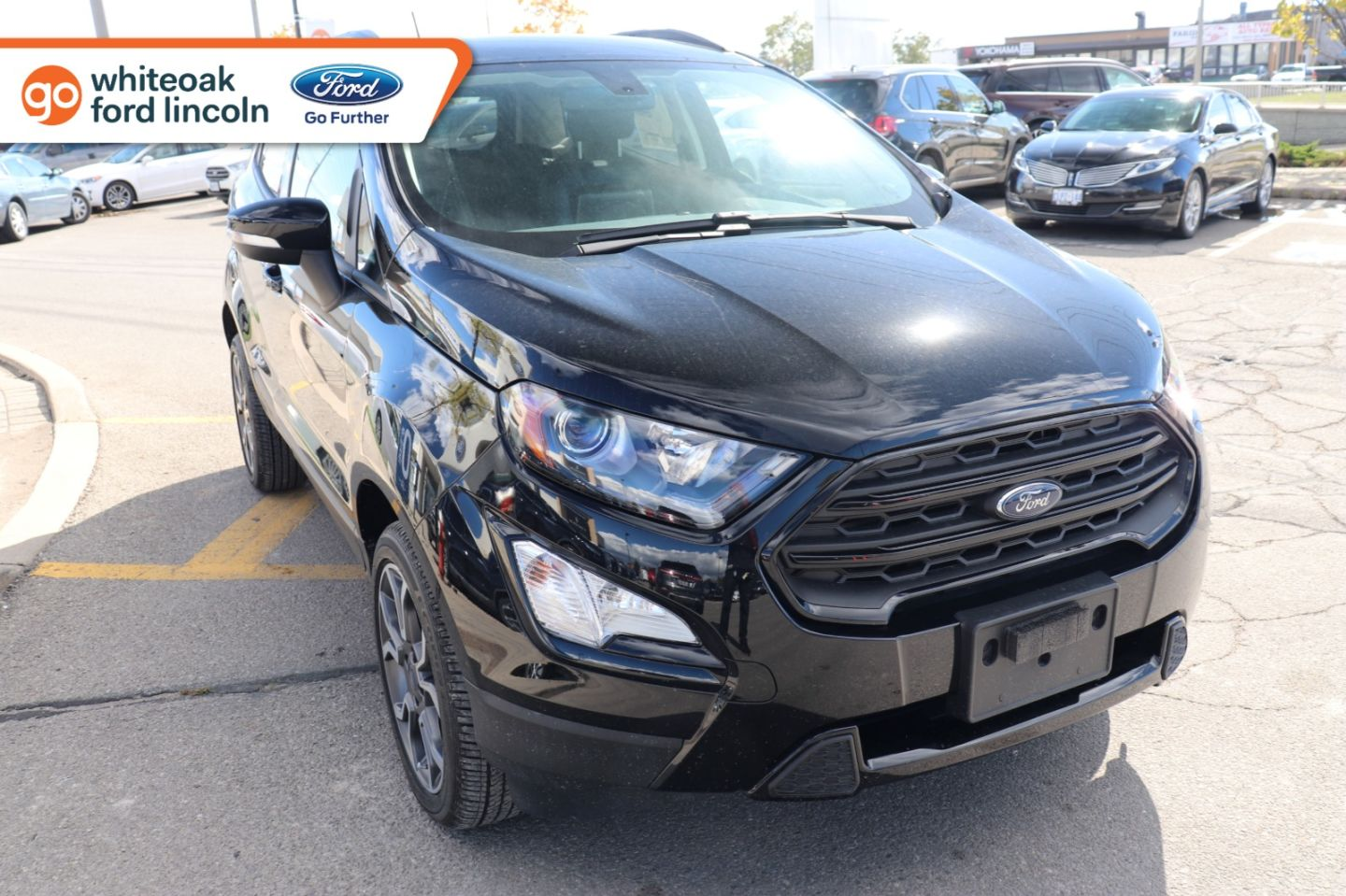 2020 Ford EcoSport SES for sale in Mississauga, Ontario