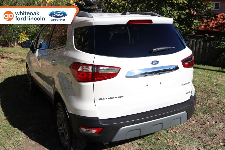 2020 Ford EcoSport Titanium for sale in Mississauga, Ontario