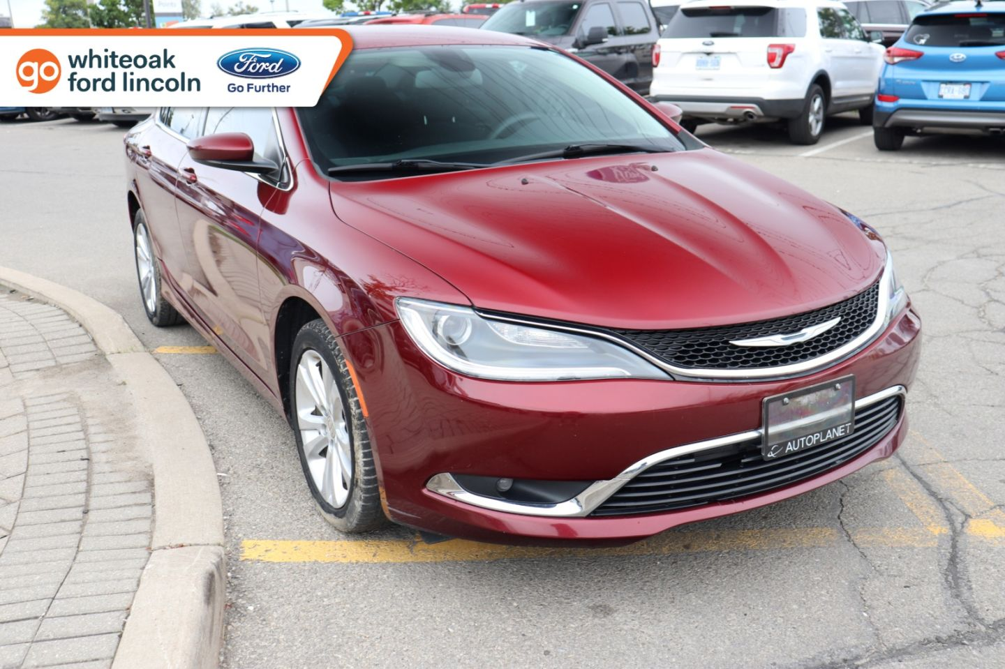 2015 Chrysler 200 Limited for sale in Mississauga, Ontario