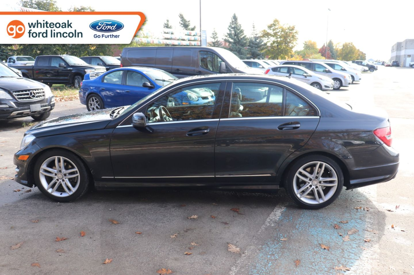 2012 Mercedes-Benz C-Class C 250 for sale in Mississauga, Ontario