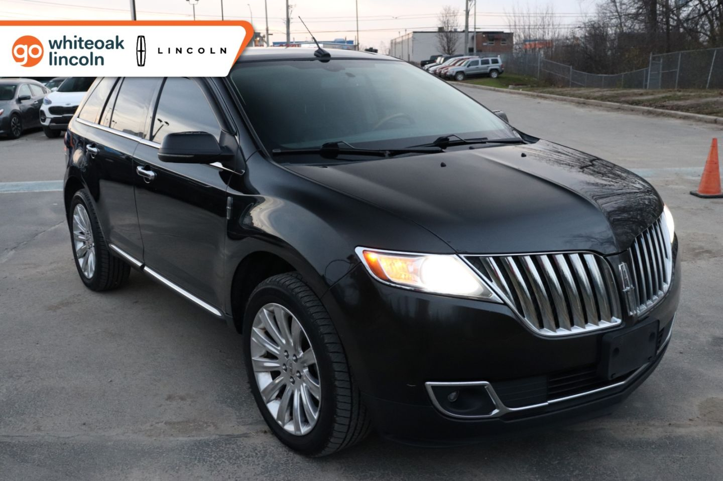 2013 Lincoln MKX  for sale in Mississauga, Ontario