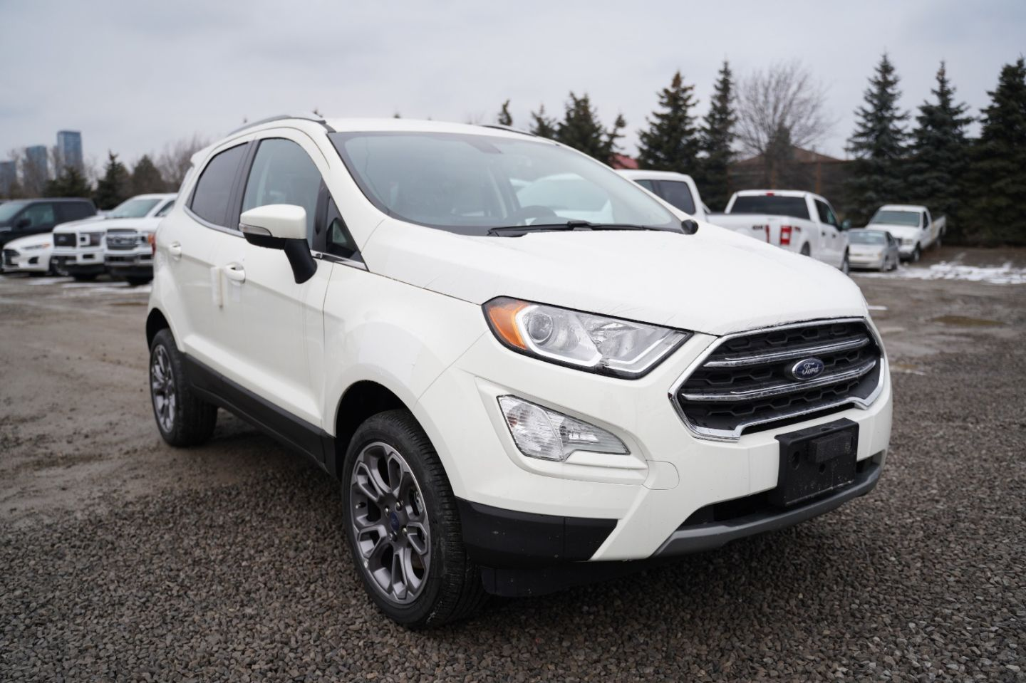 2020 Ford EcoSport SE for sale in Mississauga, Ontario