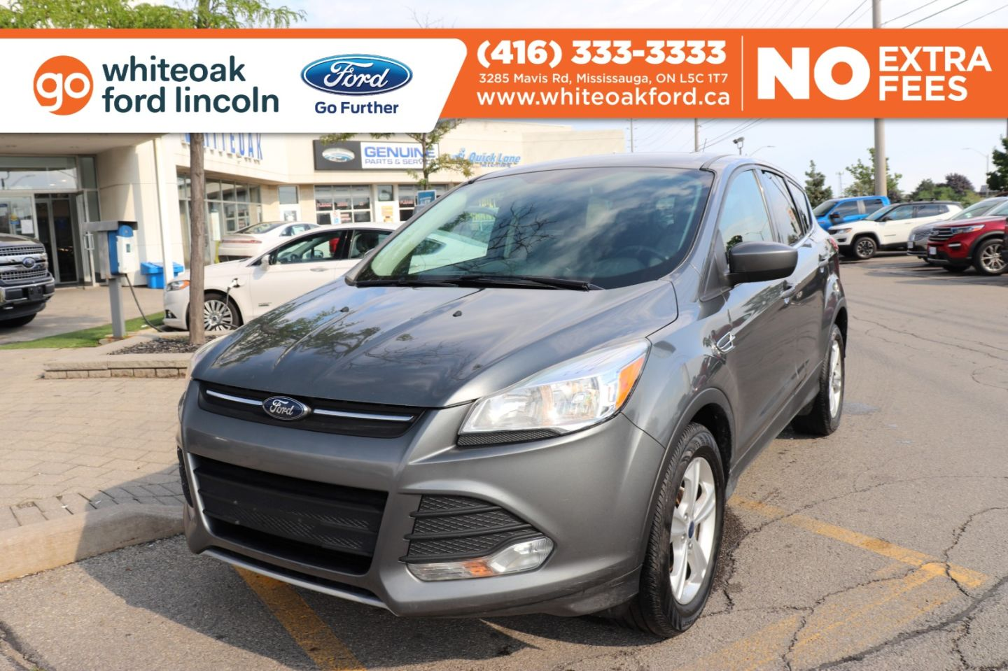 2014 Ford Escape SE for sale in Mississauga, Ontario