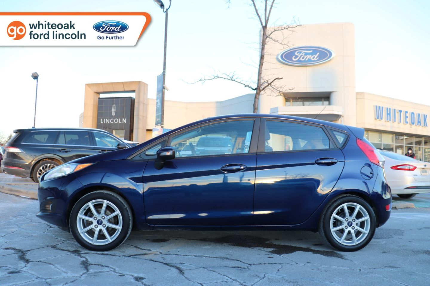 2016 Ford Fiesta SE for sale in Mississauga, Ontario