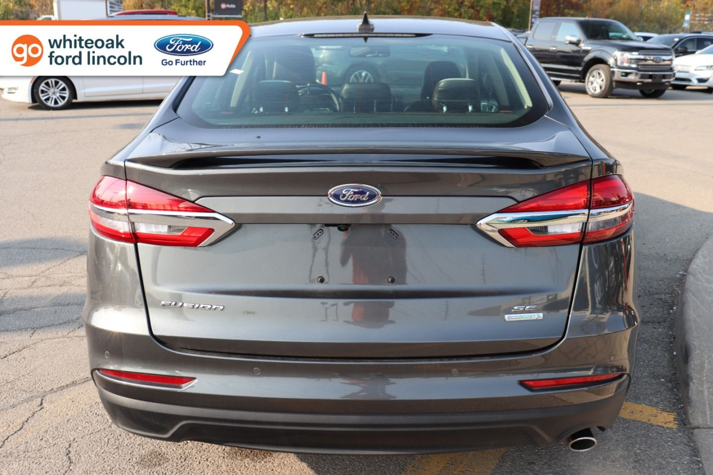 2020 Ford Fusion SE for sale in Mississauga, Ontario
