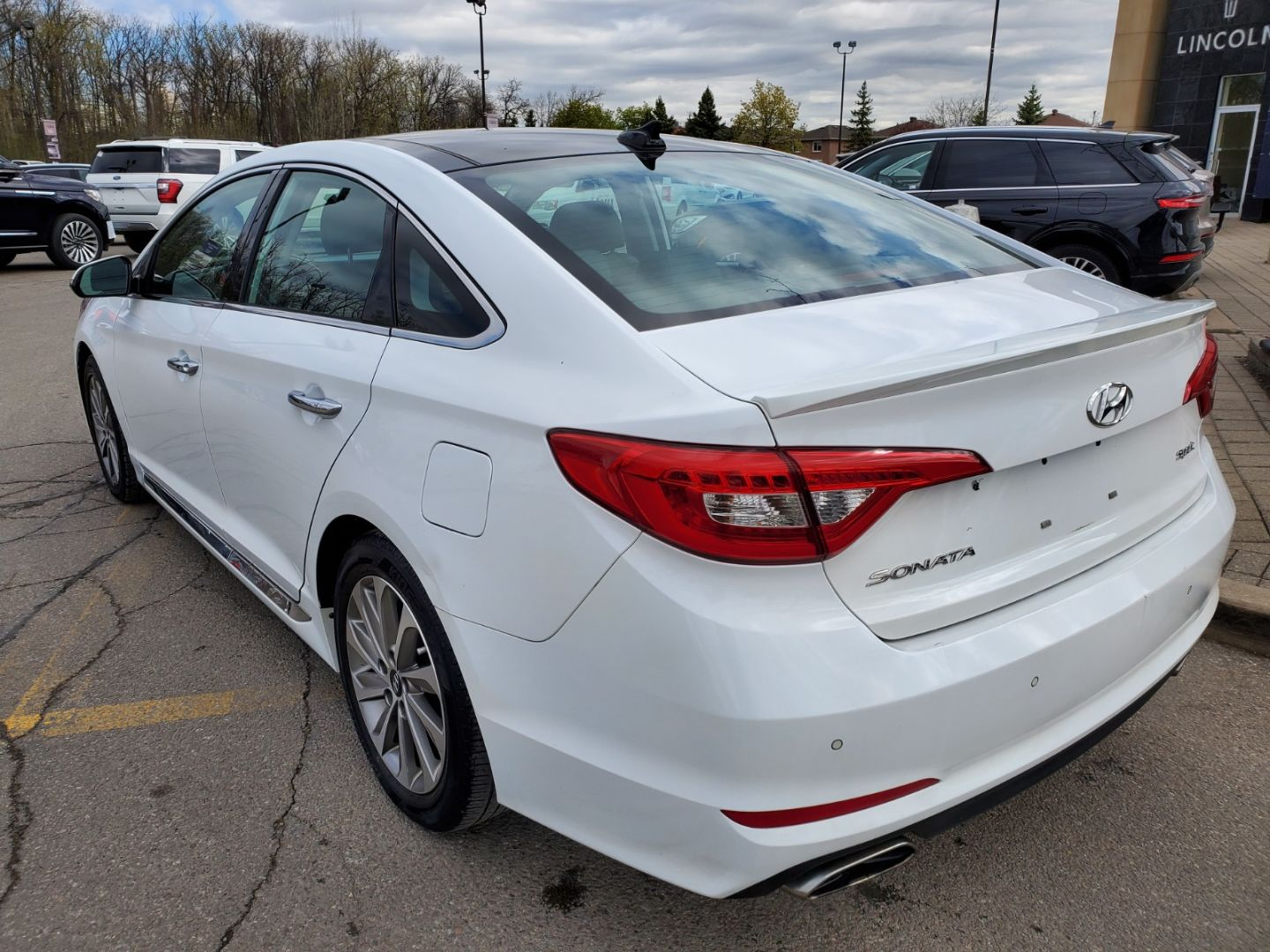 2015 Hyundai Sonata 2.4L Sport for sale in Mississauga, Ontario