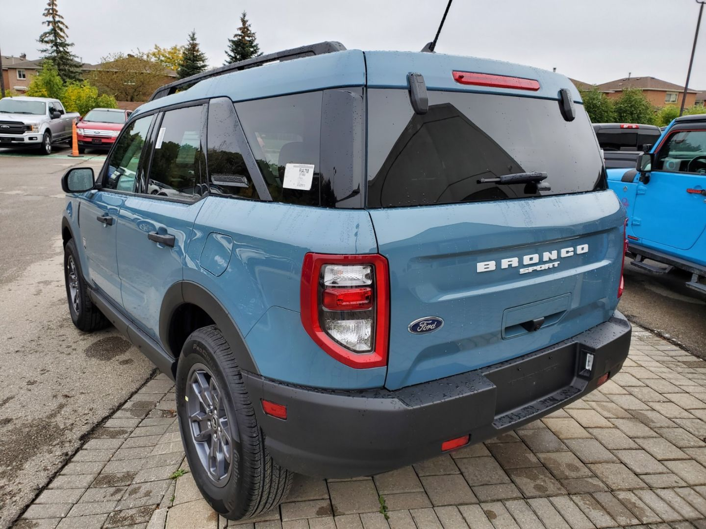 2021 Ford Bronco Sport Big Bend for sale in Mississauga, Ontario