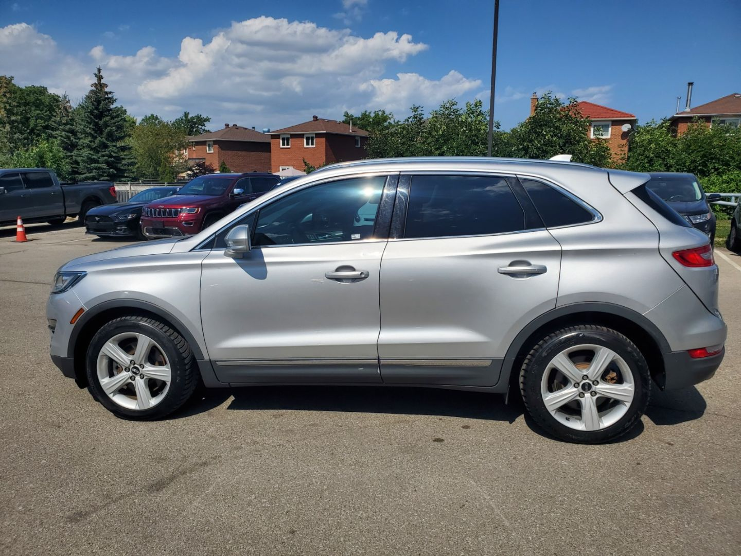 2015 Lincoln MKC  for sale in Mississauga, Ontario