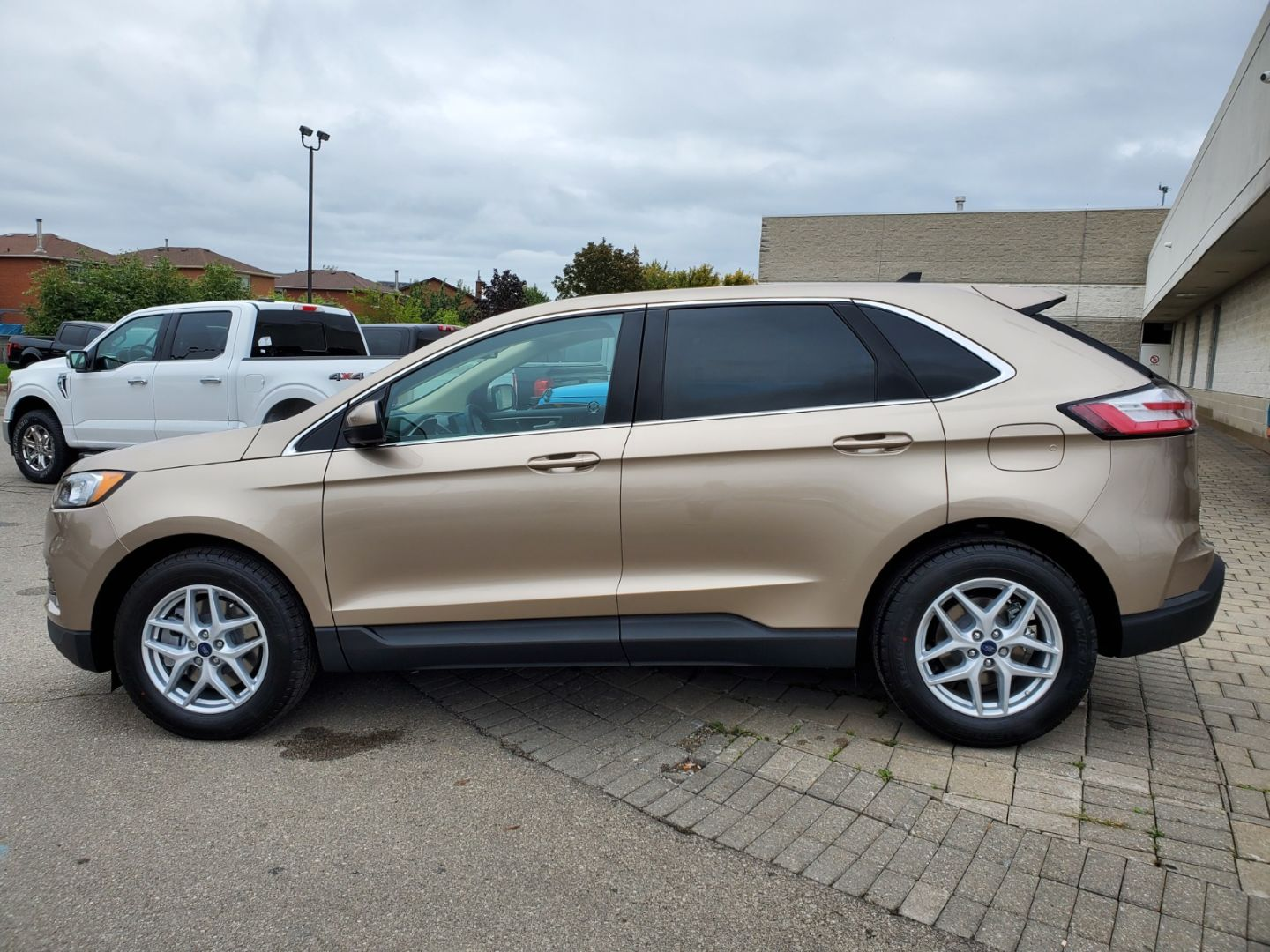 2021 Ford Edge SEL for sale in Mississauga, Ontario