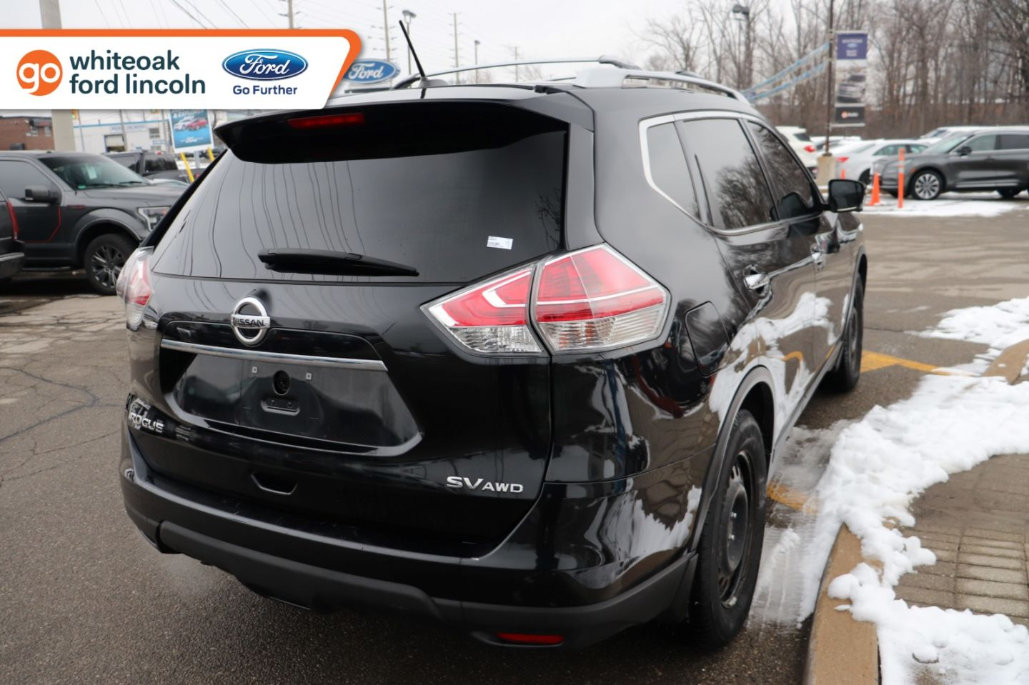 2016 Nissan Rogue SV for sale in Mississauga, Ontario