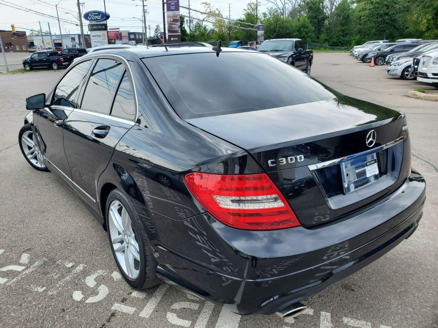 2013 Mercedes-Benz C-Class C 300 for sale in Mississauga, Ontario