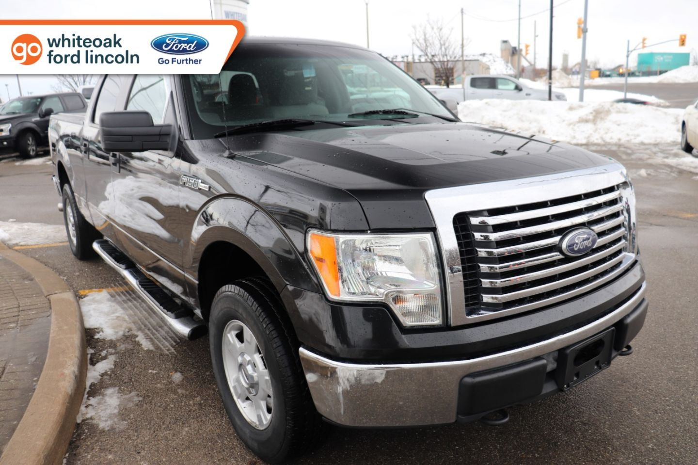 2010 Ford F-150 XLT for sale in Mississauga, Ontario