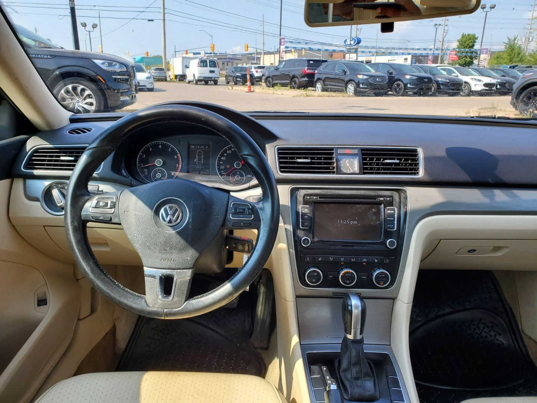2015 Volkswagen Passat Comfortline for sale in Mississauga, Ontario