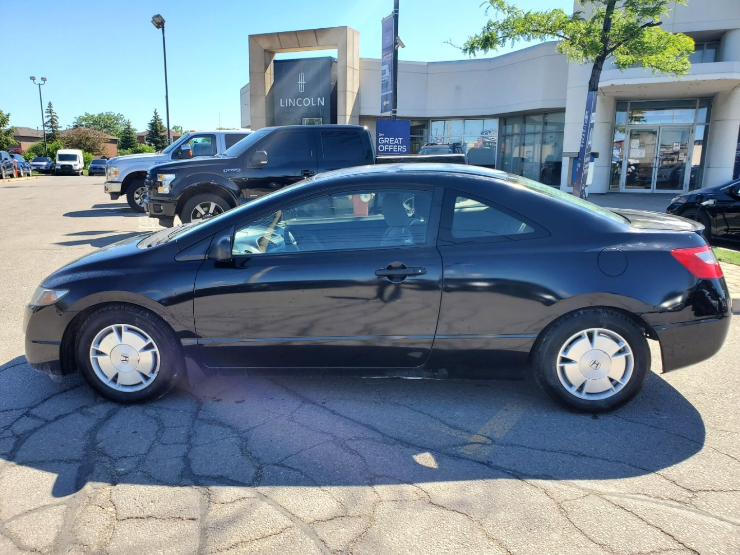 2009 Honda Civic Cpe DX-G for sale in Mississauga, Ontario